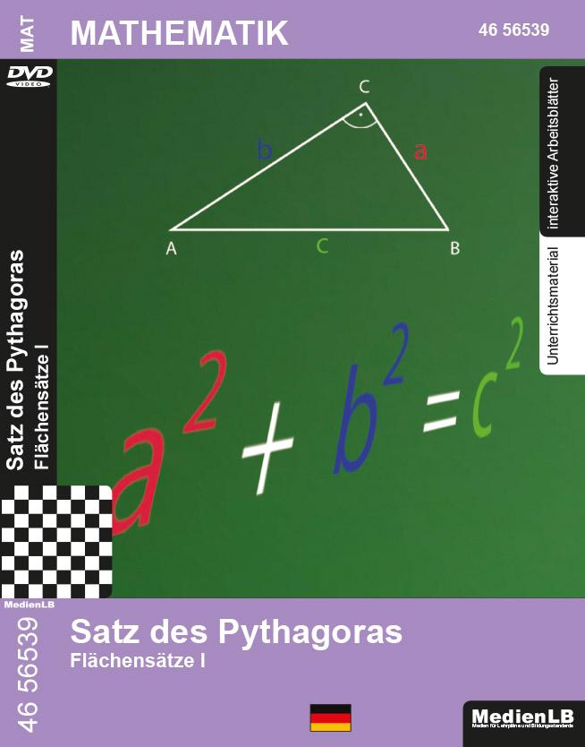 Satz des Pythagoras - DVD - MedienLB