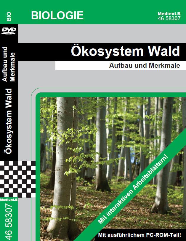 Ökosystem Wald - DVD - MedienLB