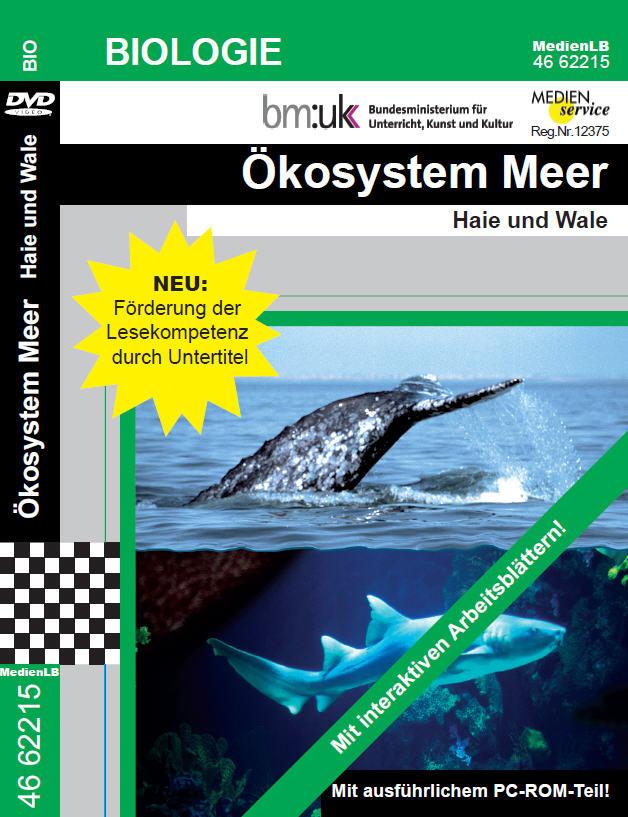 Ökosystem Meer - DVD - MedienLB