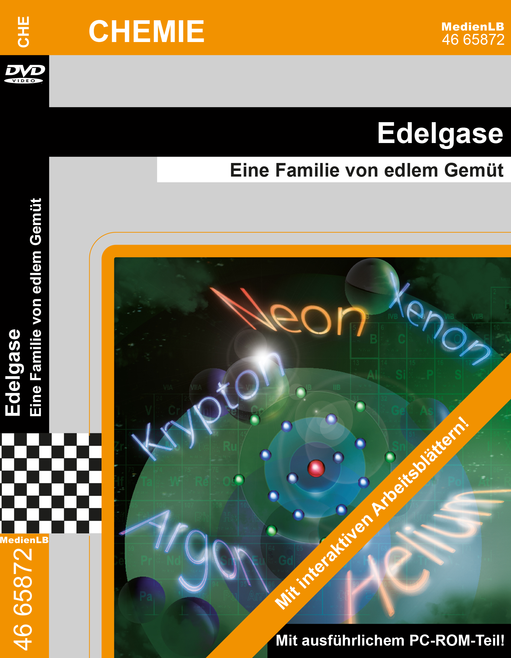 Edelgase - DVD - MedienLB