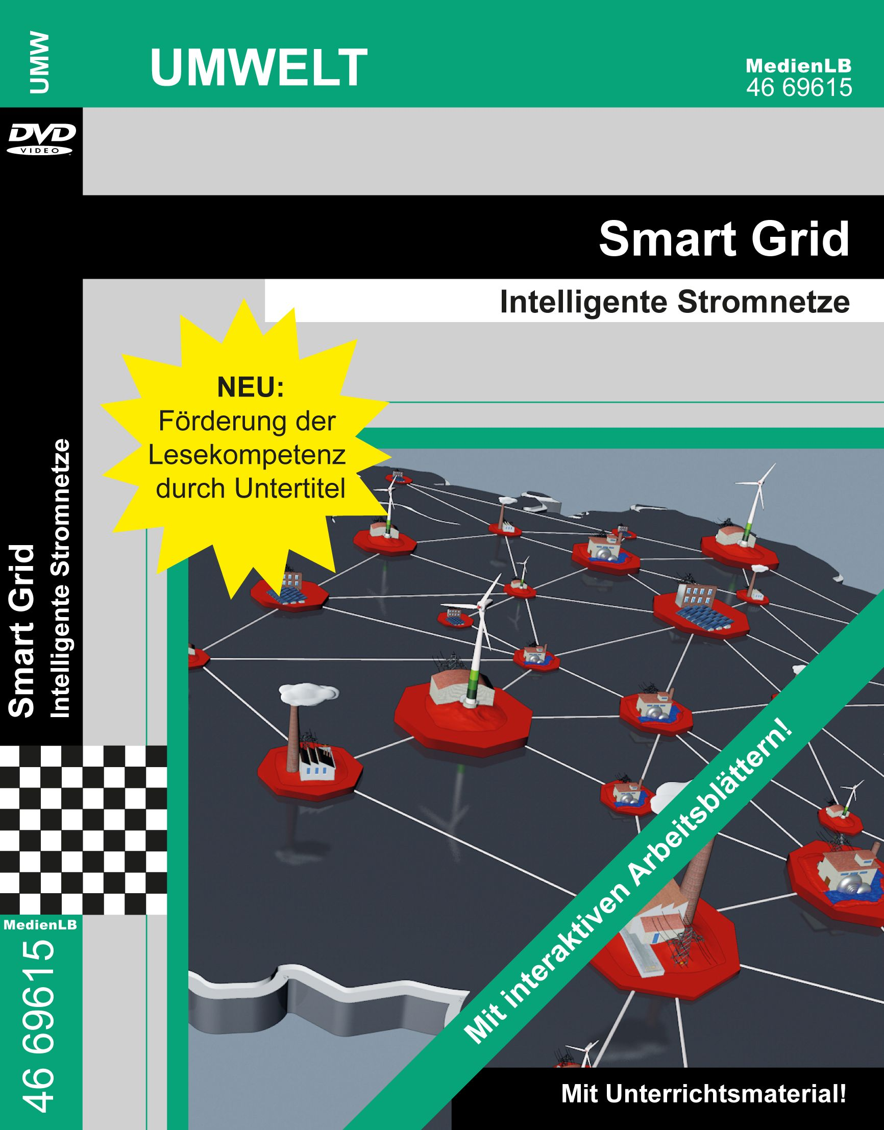 Smart Grid - DVD - MedienLB