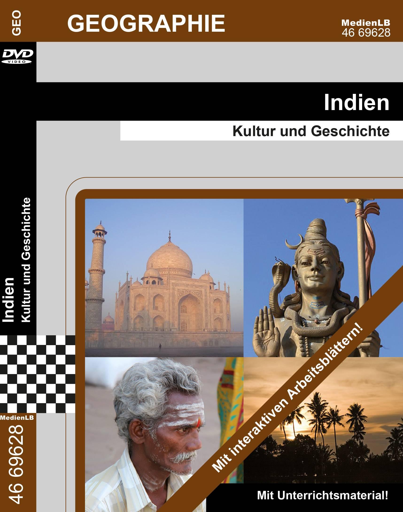 Indien - DVD - MedienLB