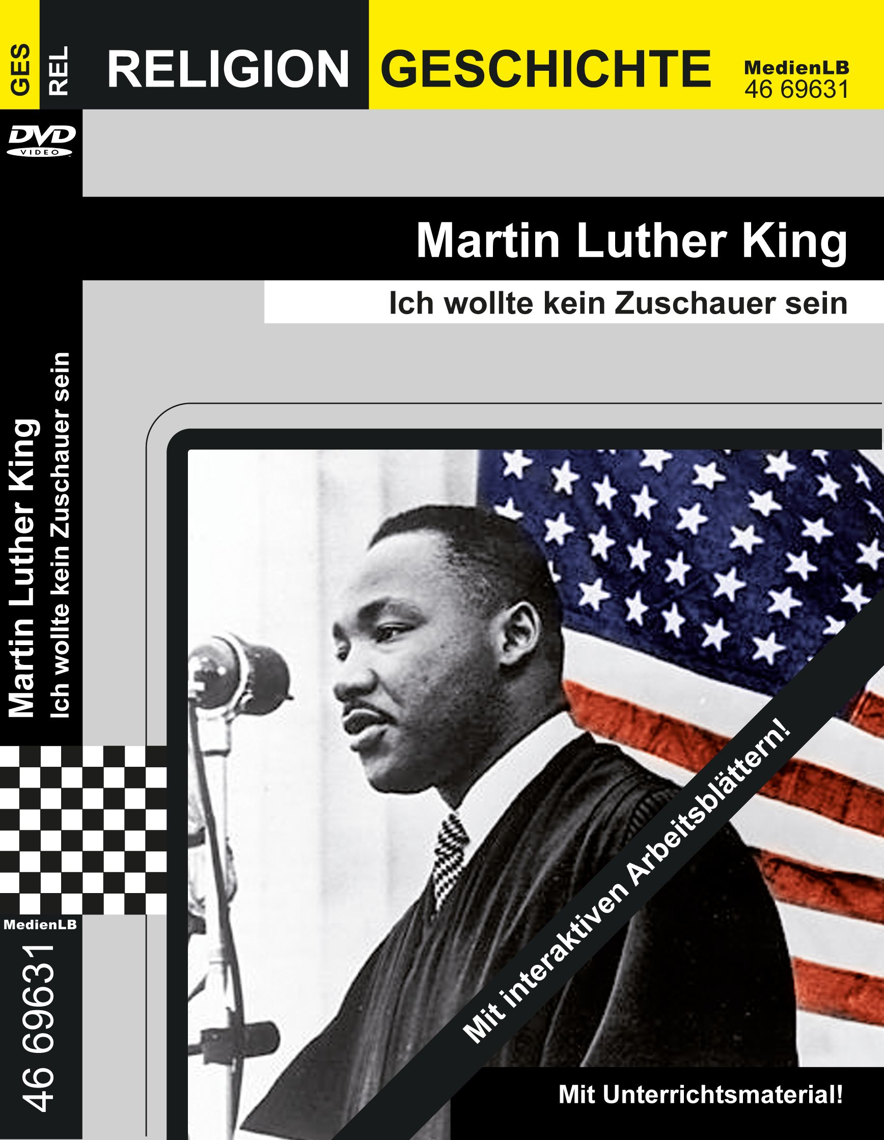 Martin Luther King - DVD - MedienLB