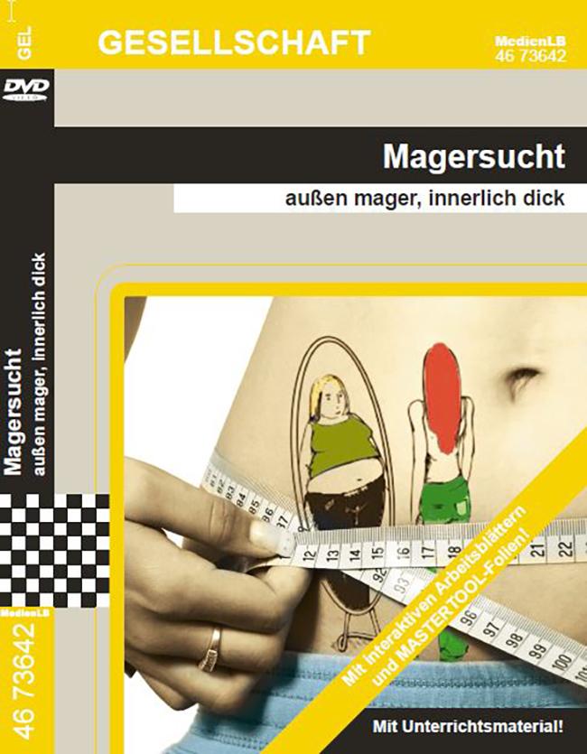 Magersucht - DVD - MedienLB