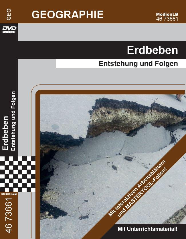 Erdbeben - DVD - MedienLB