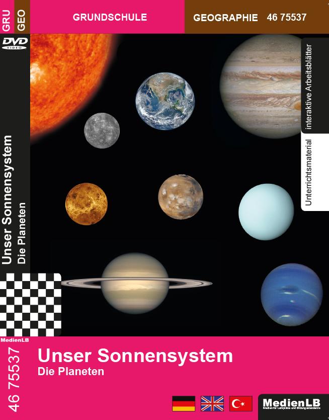 Unser Sonnensystem - DVD - MedienLB