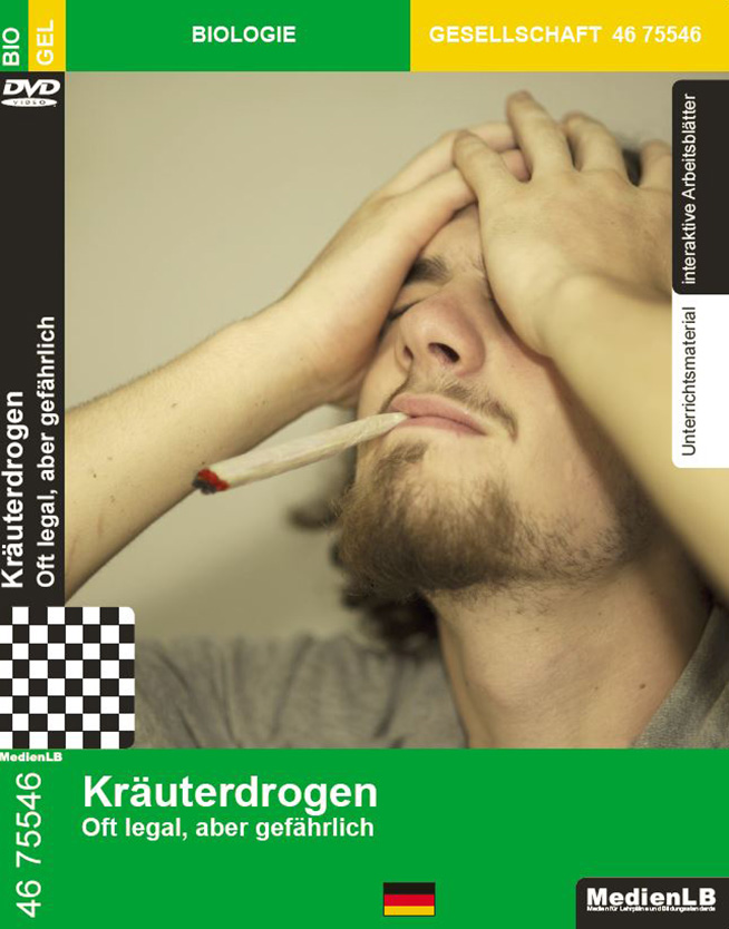 Kräuterdrogen - DVD - MedienLB