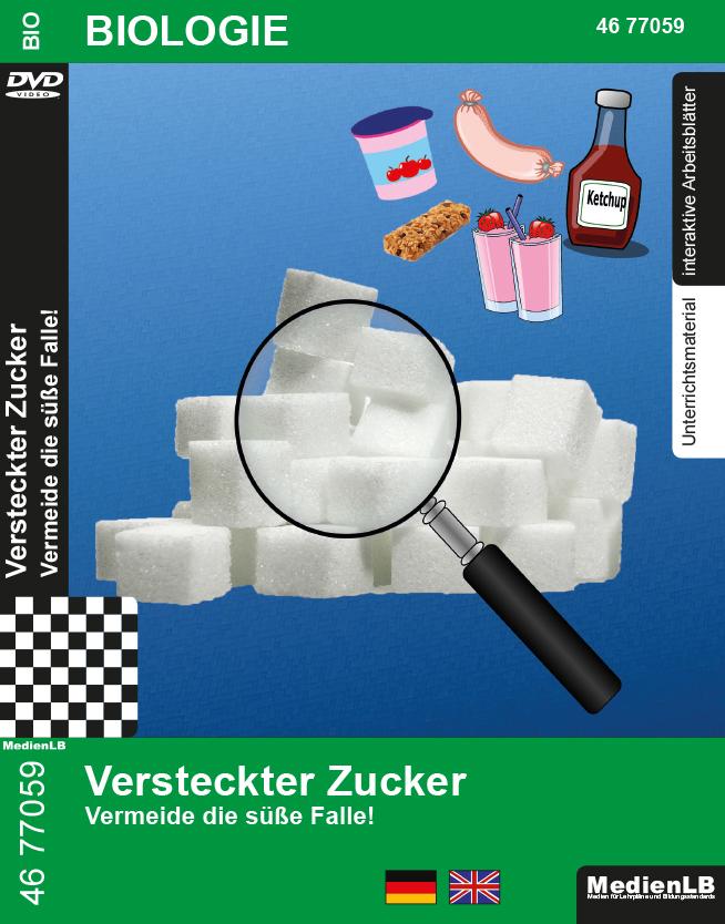 Versteckter Zucker - DVD - MedienLB