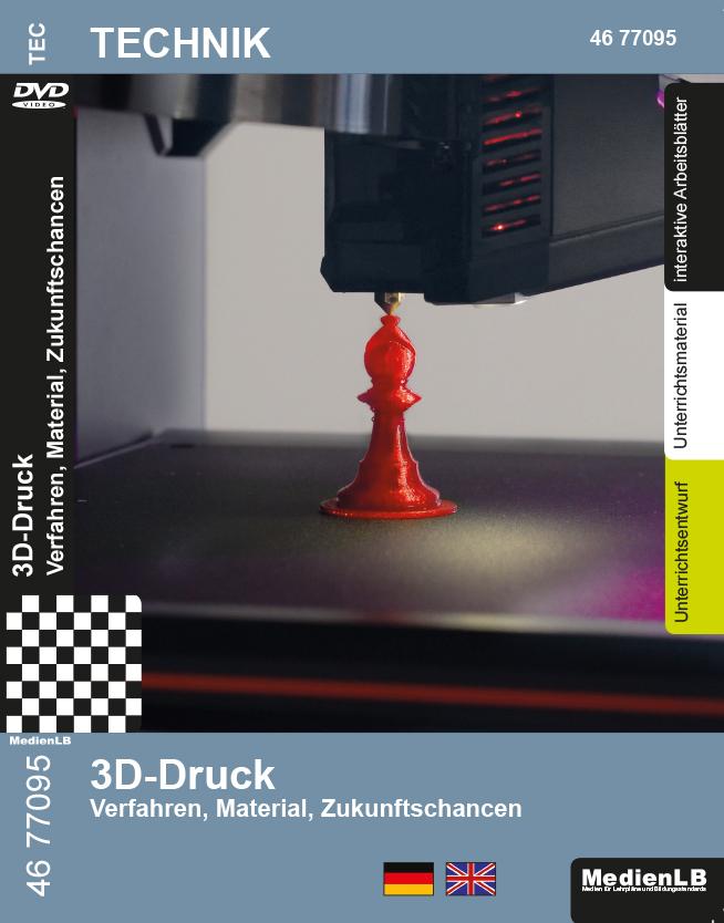3D-Druck - DVD - MedienLB