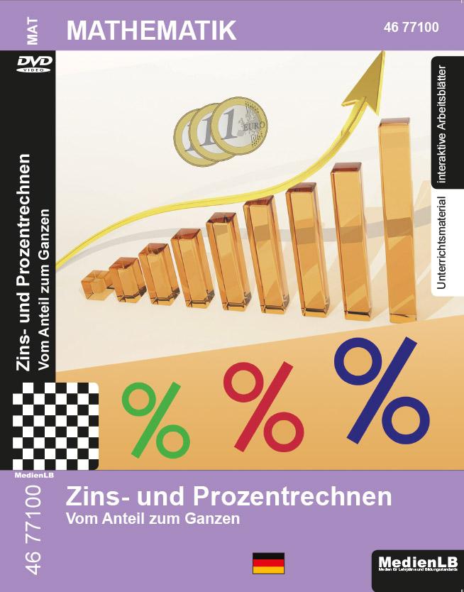 Zins- und Prozentrechnen - DVD - MedienLB