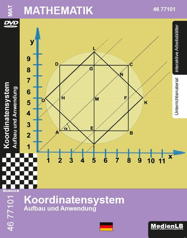 Koordinatensystem - DVD - MedienLB