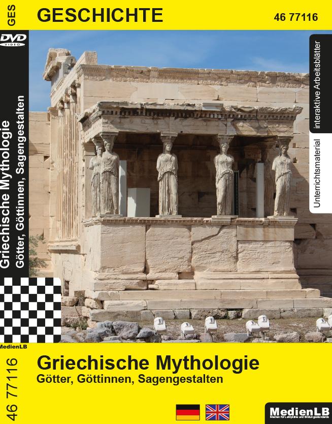 Griechische Mythologie - DVD - MedienLB