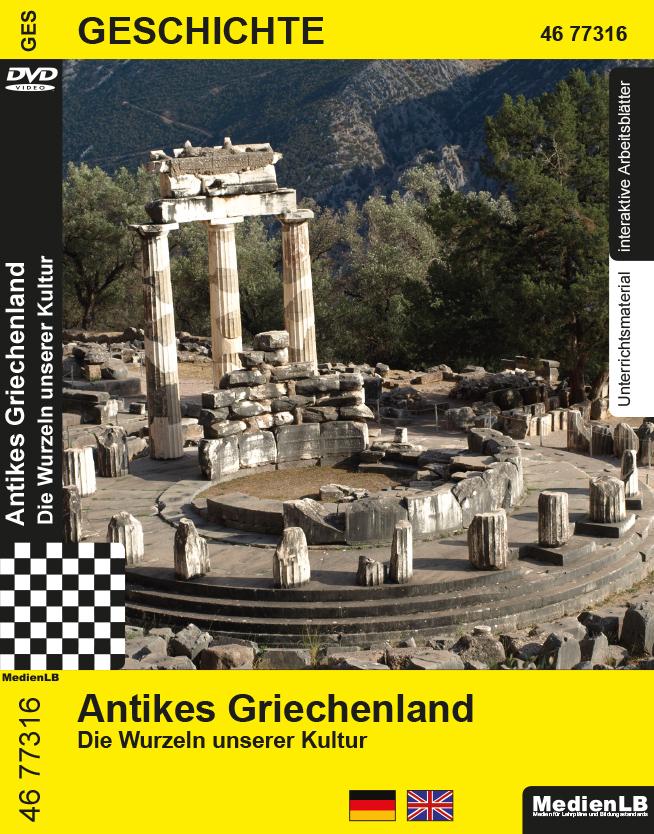 Antikes Griechenland - DVD - MedienLB