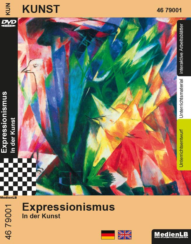 expressionismus dvd medienlb. Black Bedroom Furniture Sets. Home Design Ideas