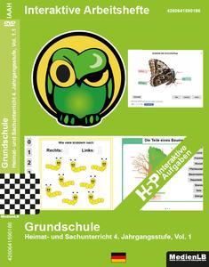 Grundschule - Heimat- und Sachunterricht, 4. Jahrgangsstufe, Vol. 1